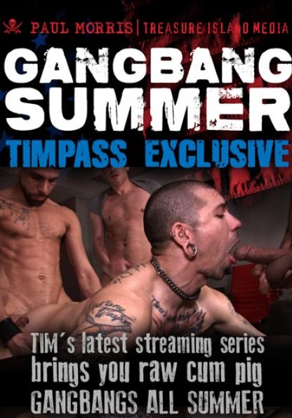 GangBang Summer in Drew Sebastian