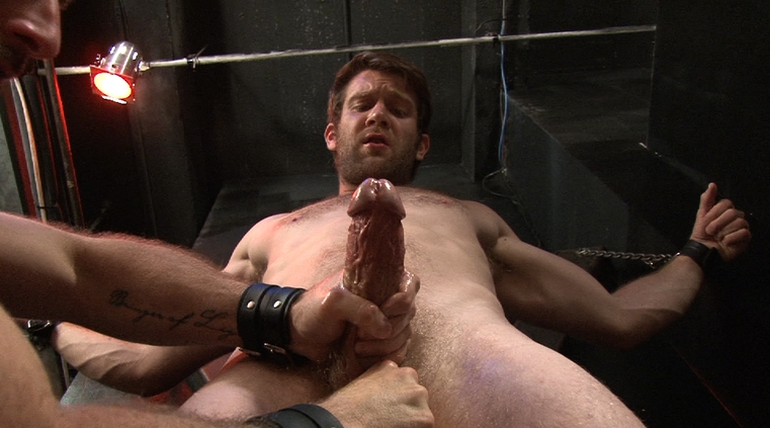 Colby Keller in MILK IT