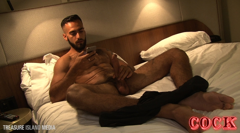 Alex Camp Bonus in COCK